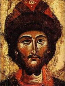 Борис Владимирович (князь ростовский)
