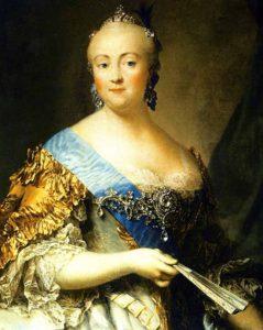 Императрица Елизавета I Петровна