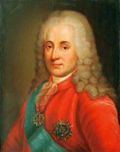 Князь Дмитрий Михайлович Голицын 1665-1737гг