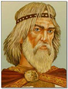 Олег - великий князь киевский