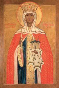 Святая Равноапостольская Княгиня Ольга