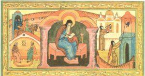 Сильвестр, игумен Киевского Выдубицкого монастыря.
