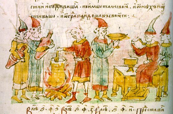 Сказание о белгородском киселе
