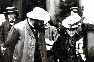 Александр Парвус и Роза Люксембург