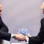 Всё о встрече Владимира Путина с Дональдом Трампом в Хельсинки 16 июля 2018 года.