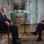 Интервью Владимира Путина американскому телеканалу Fox News.16.07.2018.