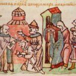 Великий князь Рюрик Ростиславич  (1140 - 1214 годы)