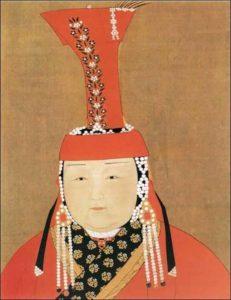 Бортэ-фуджин старшая жена Чингизхана