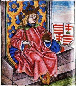 Король Венгрии Бела IV