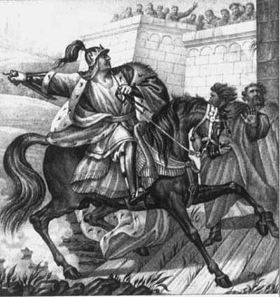 Липецкая битва 1216