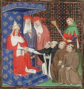 Папа Иннокентий IV
