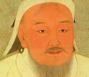 Чингисхан в старости