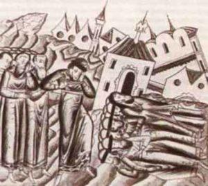 Возвращение князя Ярослава Всеволодовича во Владимир после нашествия Батыя