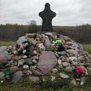 Бортеневская битва. Мемориал