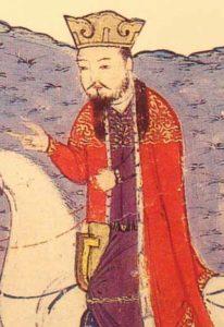 Монгольский ильхан Ирана Абака