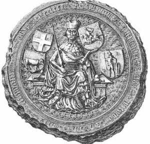 Великокняжеская печать Витовта