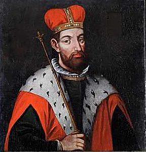Великий князь Литовский Гедимин