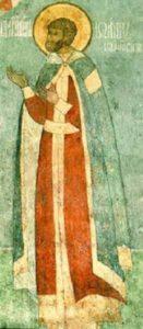 Иван II Иванович Роспись Архангельского собора Кремля XVII