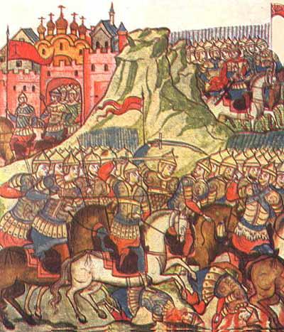 Василий II Васильевич Тёмный и феодальная война на Руси