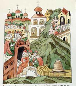 Увоз Новгородского вечевого колокола