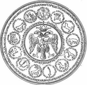 Большая государственная печать Ивана IV