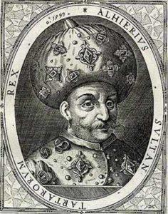 Крымский хан Газы II Герай
