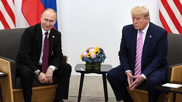 Пресс-конференция Путина по итогам саммита «Большой двадцатки»29.06.2019