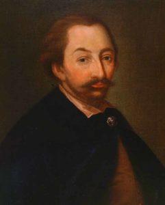 Гетман Станислав Жолкевский. Неизвестный художник. 1618 год.