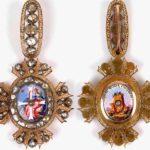 Императрица Екатерина I Алексеевна (1684-1727)