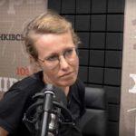 Экс-кандидат в президенты РФ Ксения Собчак дала интервью Евгению Киселеву на Украинском радио