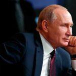 Большая пресс-конференция Владимира Путина.19.12.2019