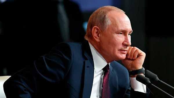Большая пресс-конференция В.В.Путина.19.12.2019