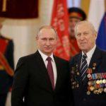 Путин В.В. 75 лет Великой Победы: общая ответственность перед историей и будущим