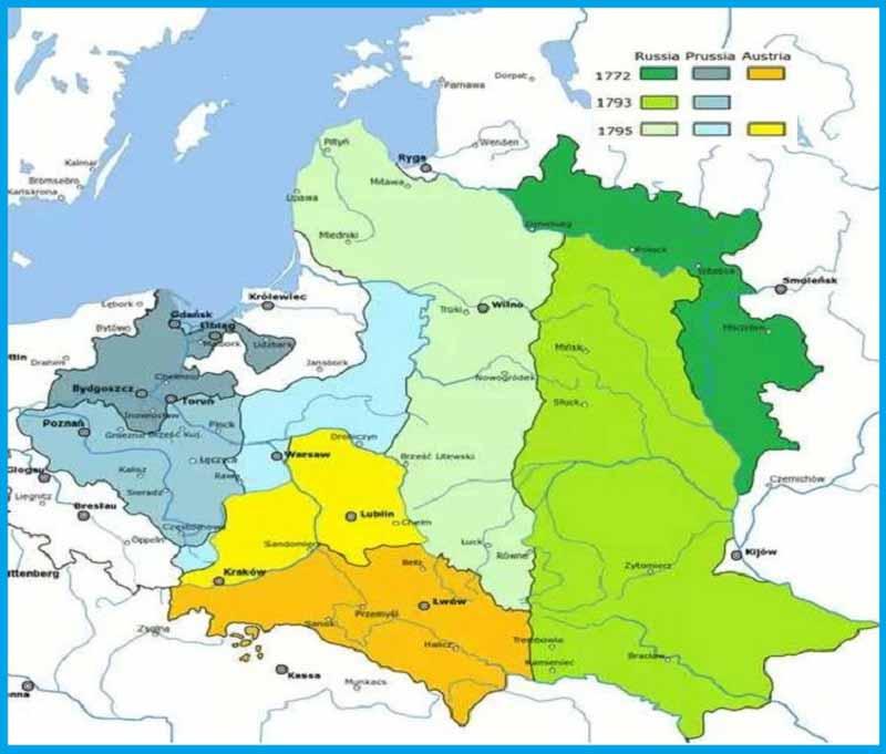 Белорусские земли в составе Российской империи к.XVIII в. – 1917 г