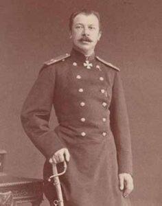 Михаил Григорьевич Черняев