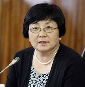 Роза Исаковна Отунбаева