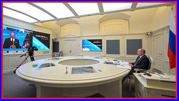 Выступление В.Путина на Саммите по вопросам климата.22.04.2021