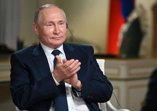 Интервью Владимира Путина телеканалу NBC 14.06.2021