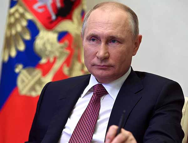 Путин В.В.Об историческом единстве русских и украинцев