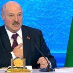 Большой разговор с Президентом Белоруссии Александром Лукашенко. 9 августа 2021 года.