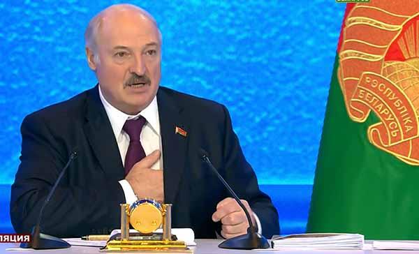 Александр Лукашенко. Большой разговор с Президентом