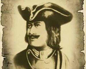 Полковник Иван Дмитриевич Бухгольц